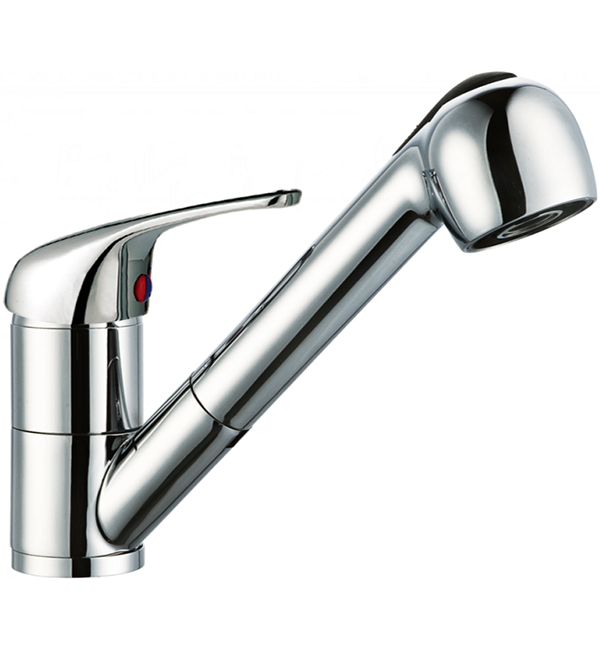Agata Pull out sink mixer