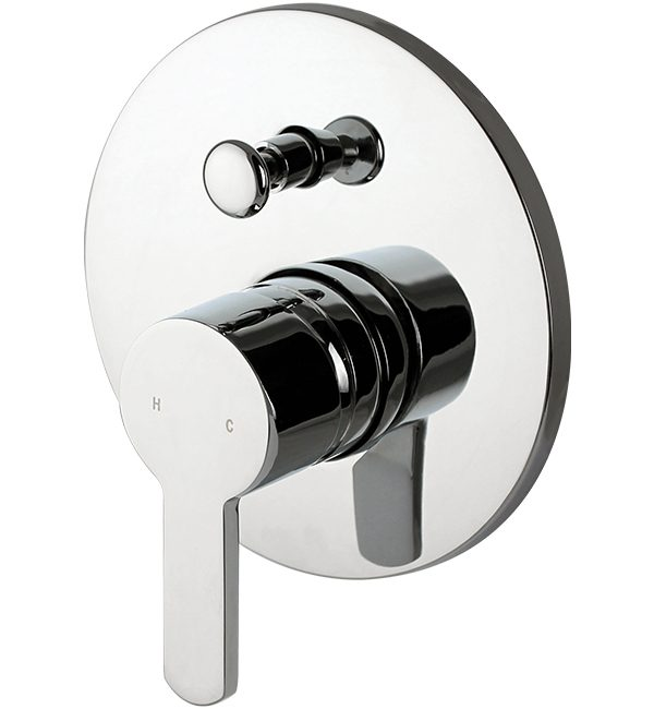 AH1020 40mm Shower Diverter Mixer Tapware