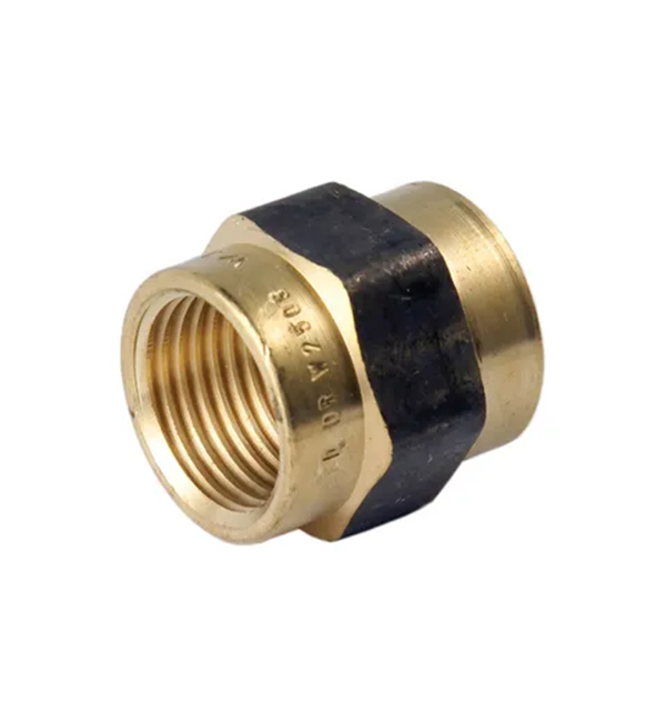 Screwed Brassware - Brass Hexagon Socket