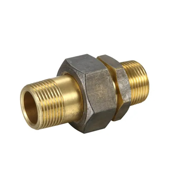 Brass Barrel Union MxM 20mm