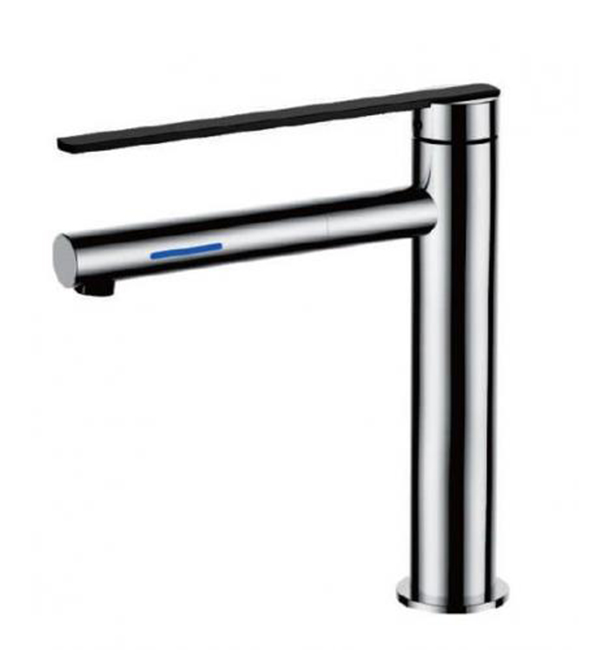 Allure High Basin Mixer CB with LED
