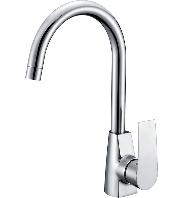 C1000 - Contour Sink Mixer Chrome Tapware