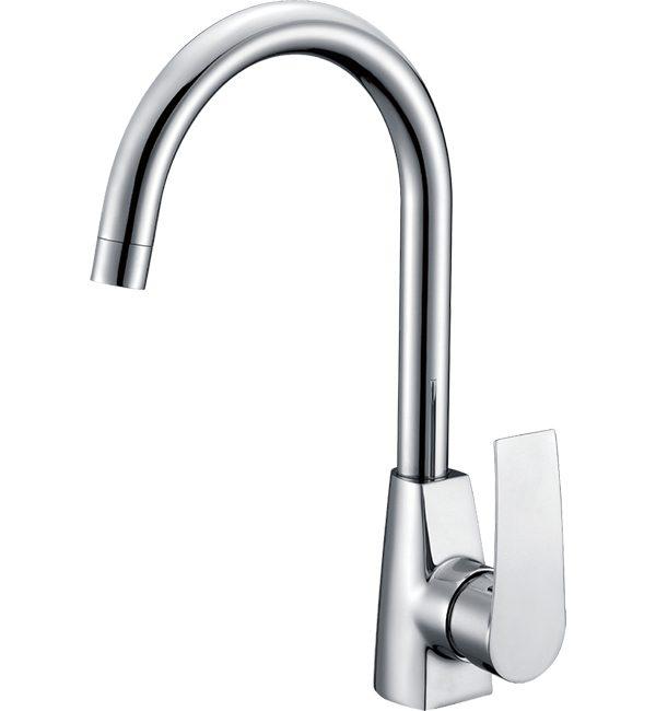 C1000 - Contour Sink Mixer Chrome Tapware