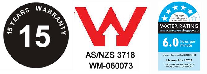 Caravan Low Profile Mixer wels rating