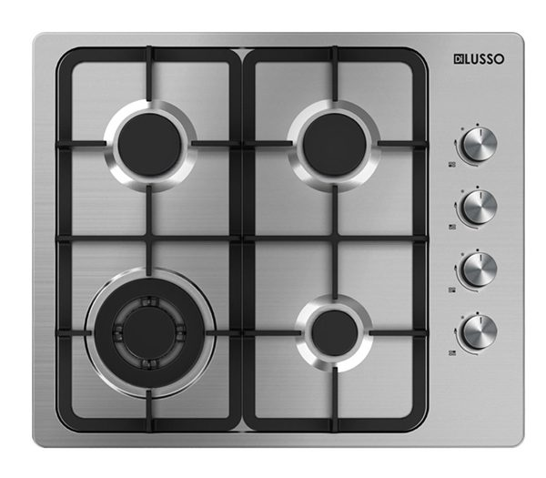DI 1035 - Di Lusso 600mm Gas Cooktop
