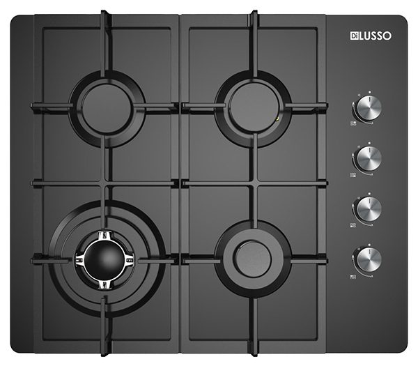 DI1010 - Di Lusso Ceramic Gas Cooktop 600mm