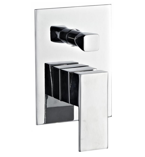 Ettore Bath Shower Mixer with Diverter