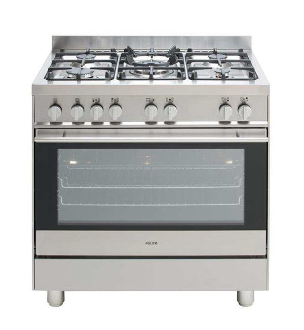 EUR1010 80cm All Gas freestanding oven