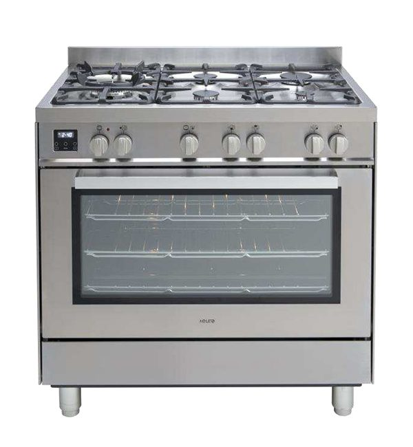 EUR1015 - Euro 90cm Gas Freestanding oven