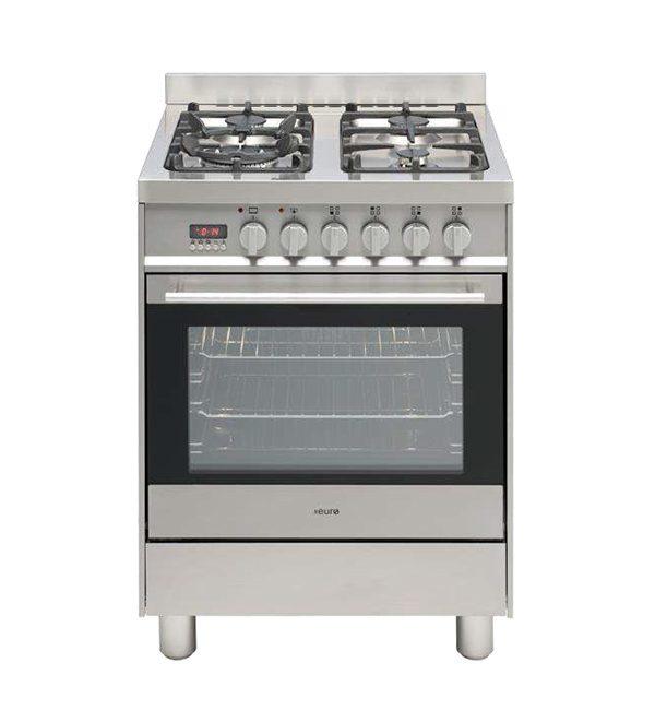 EUR1025 - Euro 60cm Dual Freestanding Oven image