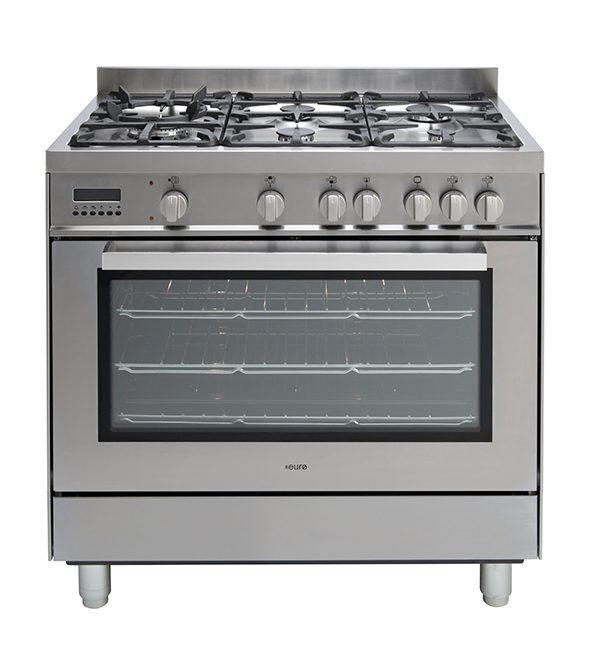 EUR1040 - Euro 90cm Dual Freestanding Oven