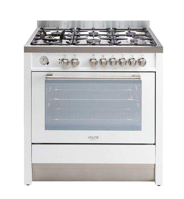 EUR1050 - Euro 90cm Freestanding Dual oven