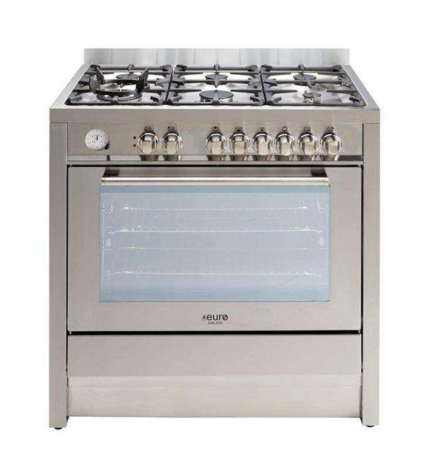 EUR1060 Euro 90cm Freestanding oven