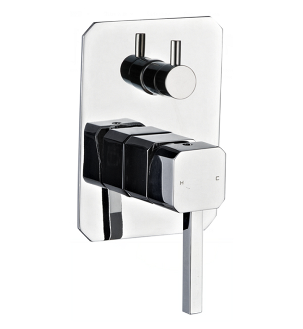 Fidre Bath Shower Mixer with Diverter