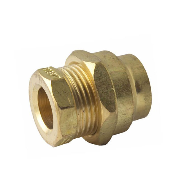 Union OD Copper x FLared Reducing