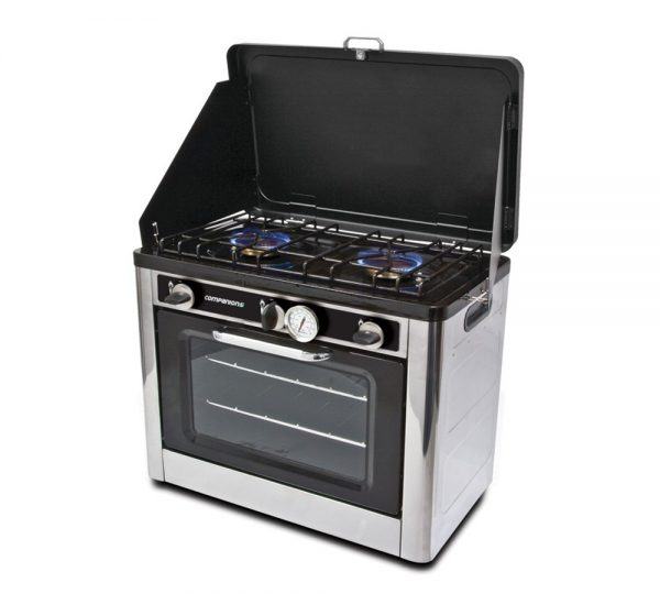 GC1045 Portable Outdoor gas oven and cooktop