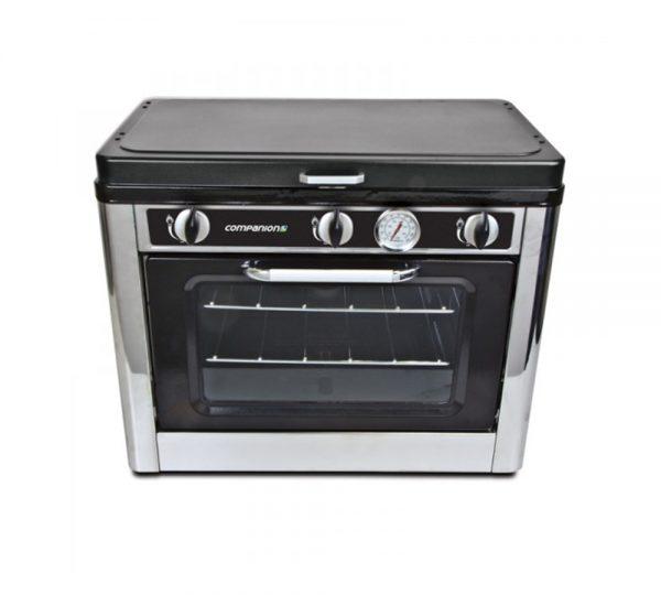 GC1045 Portable Outdoor gas oven and cooktop Companion