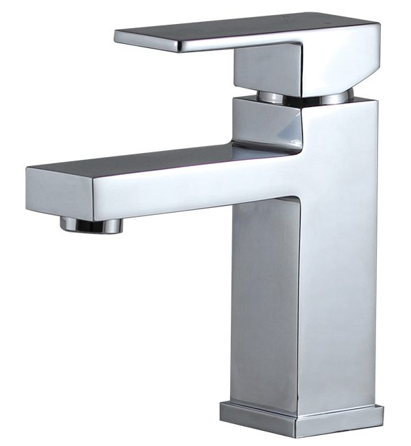 K1010 Kubos Basin Mixer Chrome Tapware