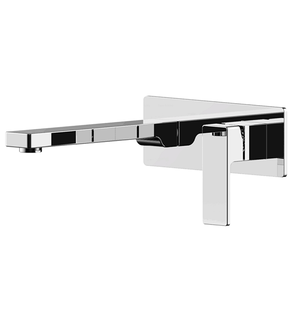 Lucas Wall Basin Bath Mixer
