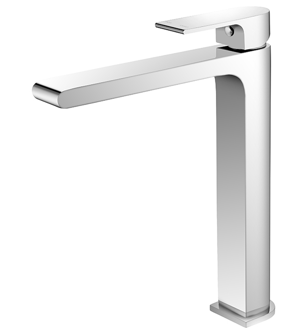 Bianca Tall Basin Mixer Chrome
