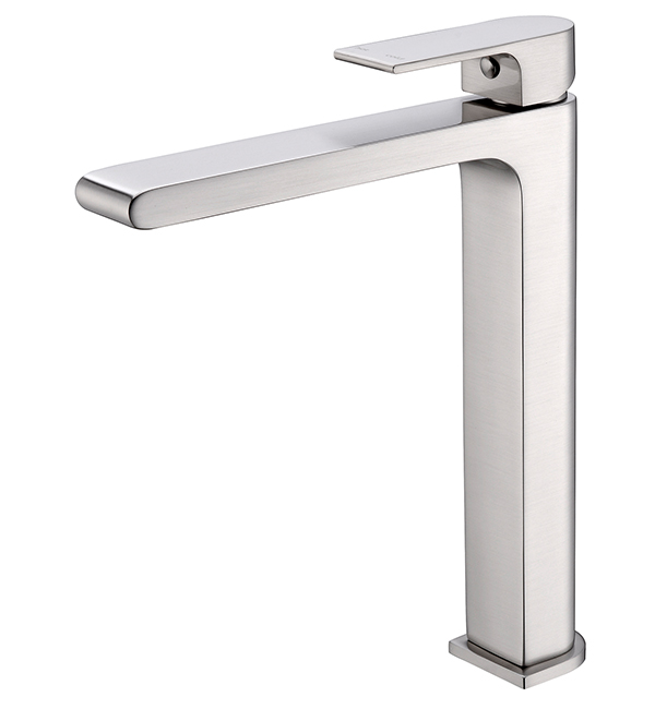 Bianca Tall Basin MIxer Brushed Nickel