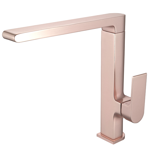 Bianca Kitchen Mixer Brushed Rose Gold