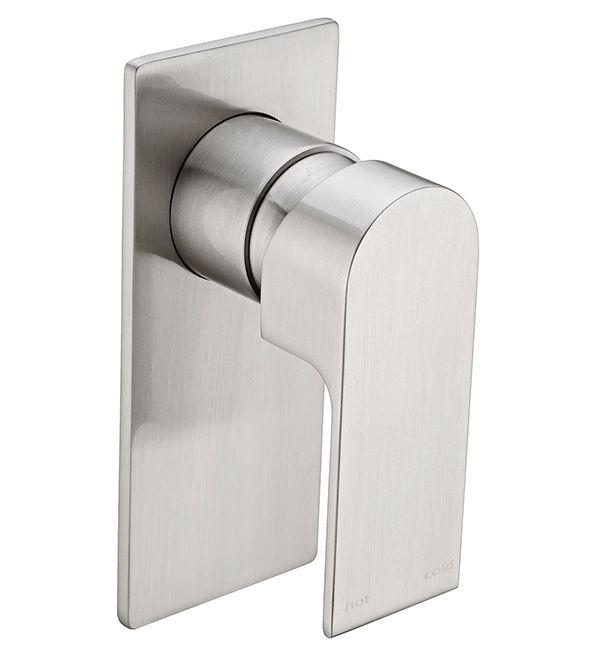 Bianca Shower Mixer Brushed Nickel