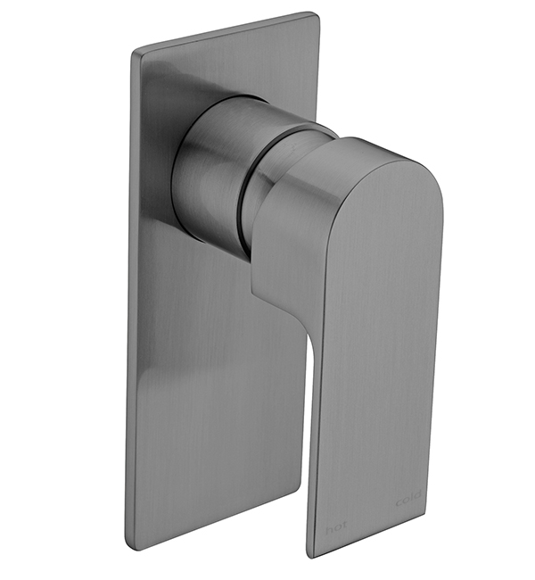 Bianca Shower Mixer Gun Metal grey
