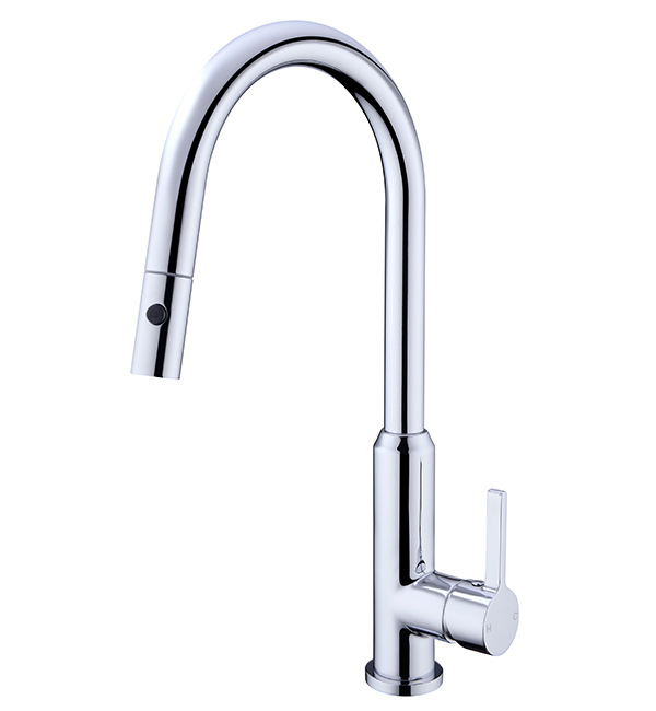 Pearl Pull Out Vegie Spray Sink Mixer