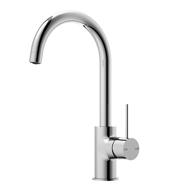 Mecca Kitchen Mixer Chrome
