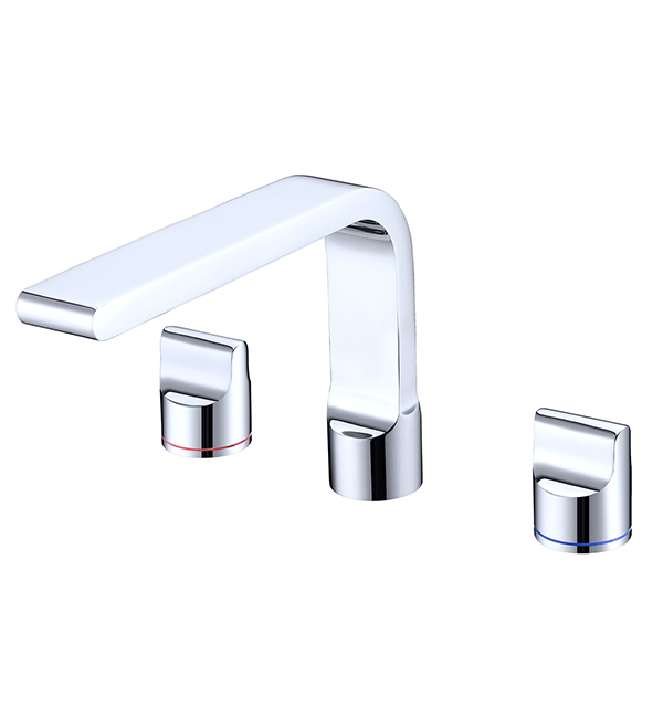 Pearl Basin Mixer Chrome