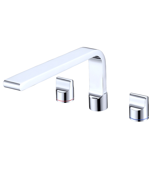 Pearl Bath Set Chrome
