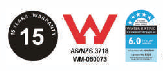 Victor Basin Mixer WELS rating