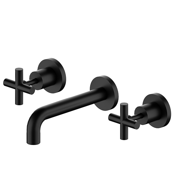 Xplus Wall Basin Set