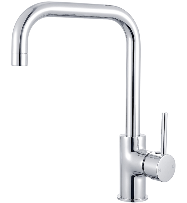 Dolce Kitchen M ixer Square Chrome