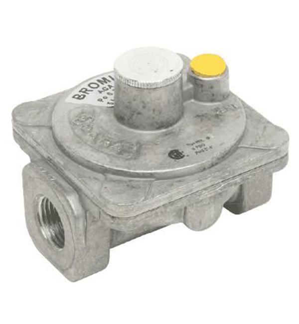 Regulator Gas LP 250Mj Incl Test Point RP 1/2
