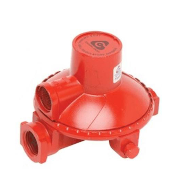 First Stage LPG Regulator 65kPa Outlet