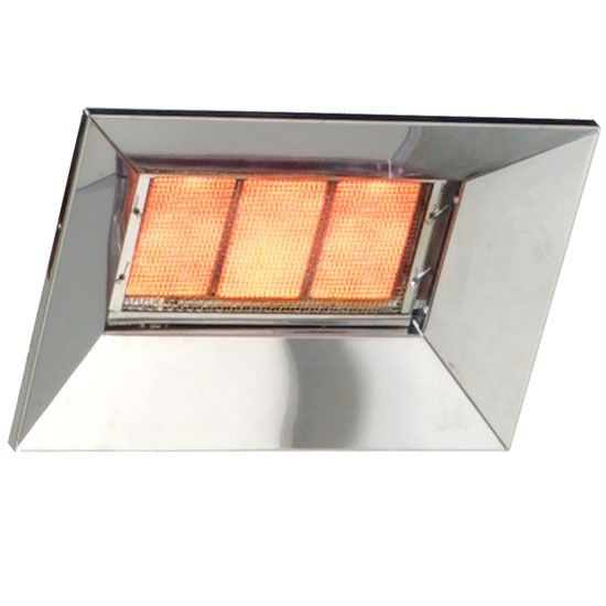 ROW1010 Bromic outdoor wall mount heater