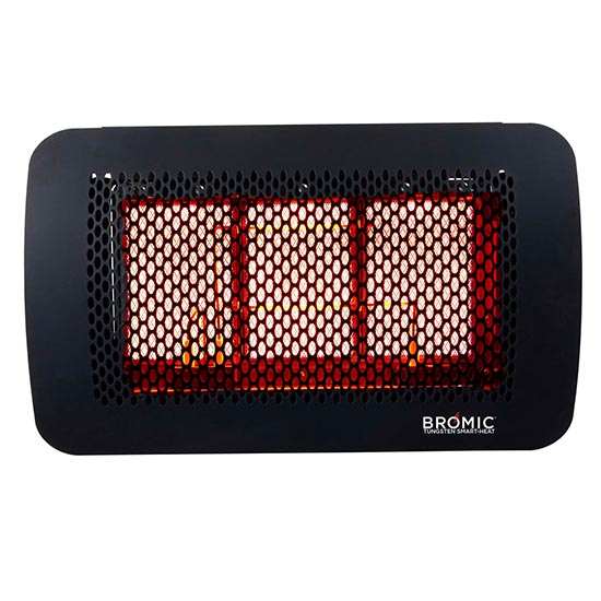 ROW1035 Bromic Tungsten Smart-Heat Gas 300-Series Outdoor Room Heater