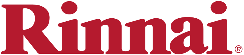 Rinnai gas room heaters logo