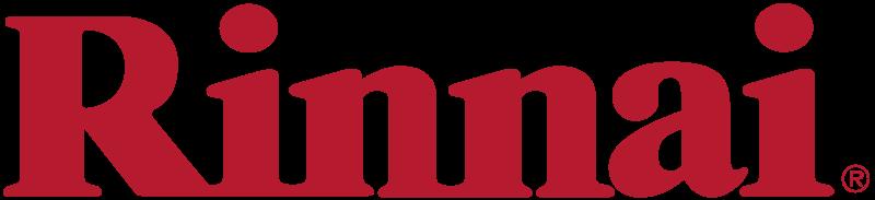 Rinnai gas room heaters logo