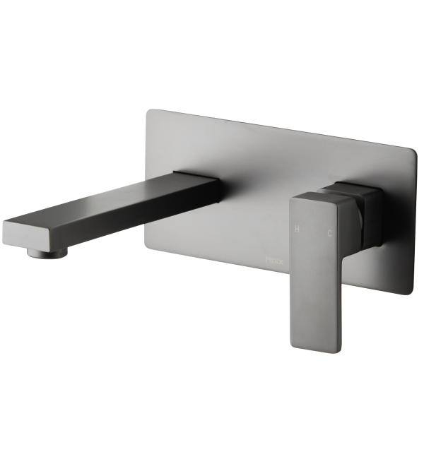 Sage Wall Plate Mixer Gun Metal