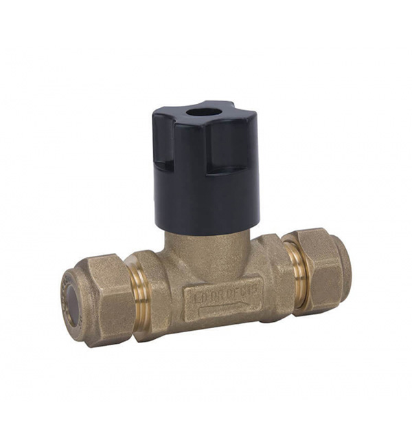HOT WATER SYSTEM VALVES - NON RETURN ISOLOATION VALVE