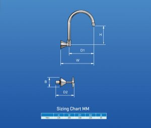 TAP1040 Park Lane Wall Sink Set