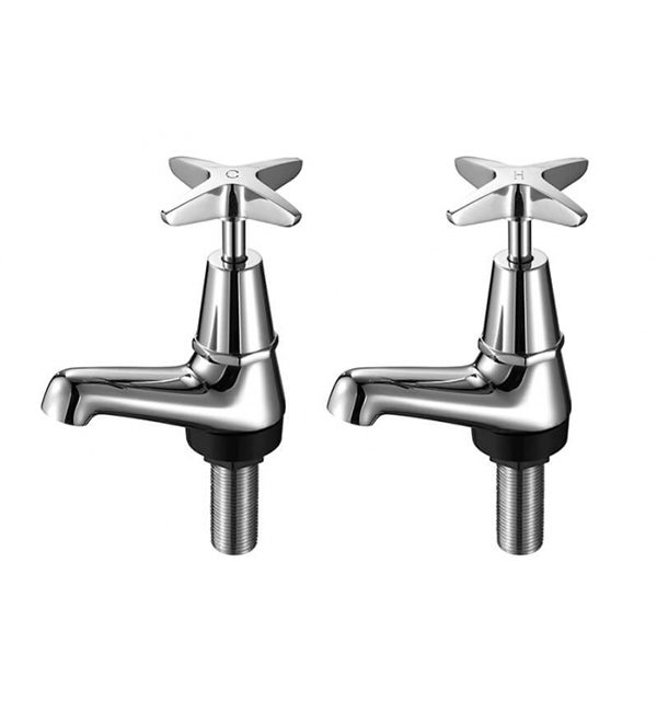 TAP1065 Park Lane Pillar Taps Pair