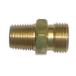 AG1065 Acetylene Fitting 5/8 LH x 1/4 MI BSP