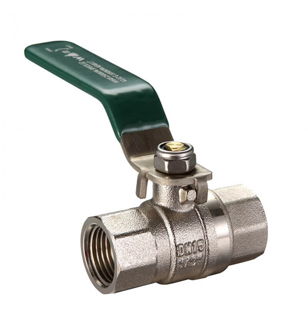 Ball Valve FI DUal Approved Lever Handle