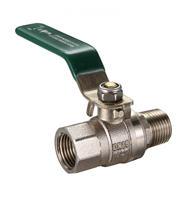 Ball Valve M&F DUal Approved