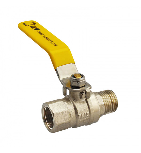 Ball Valve M&F Gas Approved