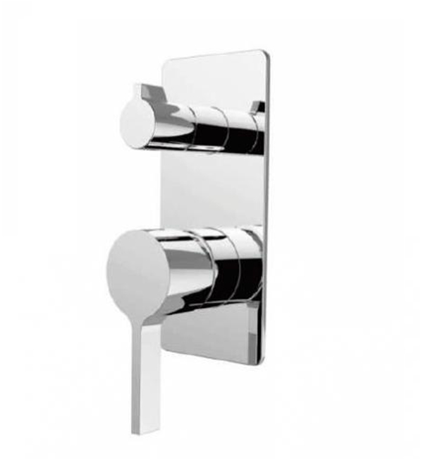 Tini Shower Diverter Mixer CP